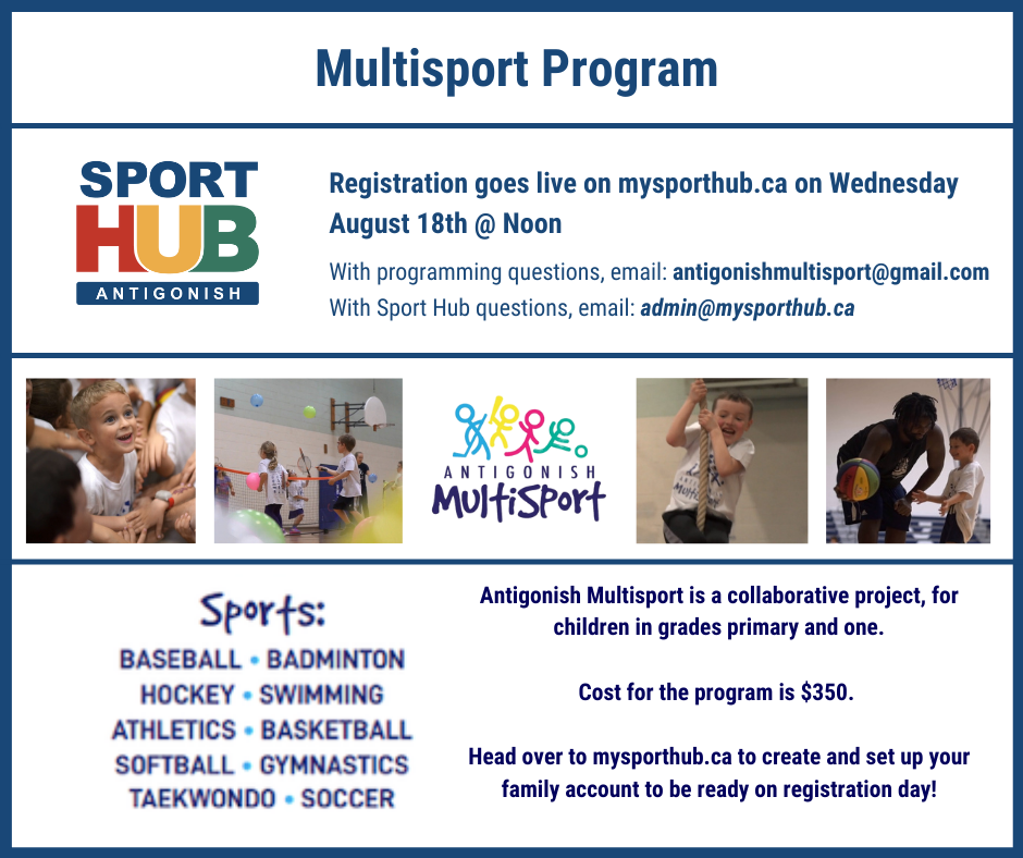 Multisport Poster 2021/2022